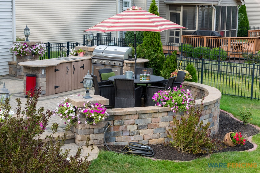 Concrete Retaining Walls are Useful for Creating New Useable Surface Area in Your Yard.