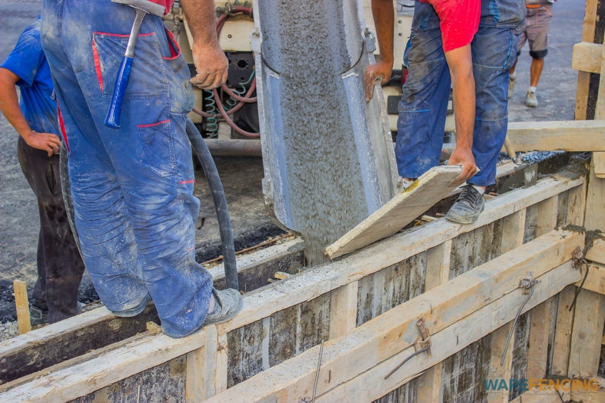 When You Need Your Concrete Retaining Wall Installed Properly, We Are the Team for You.