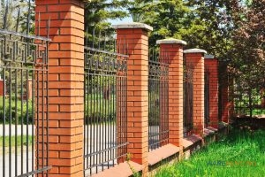 Security Fence Installation