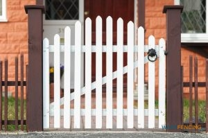 Different Types of Wooden Fences